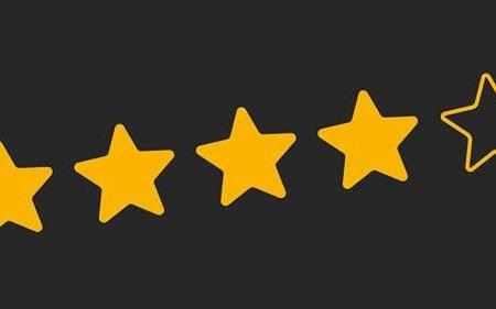 آموزش امتیازدهی ستاره ای در php