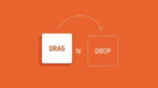 آموزش drag and drop در سی شارپ