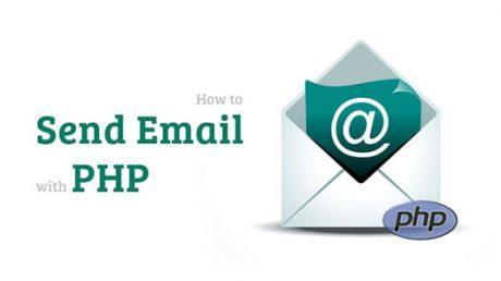 آموزش ارسال ایمیل با PHP