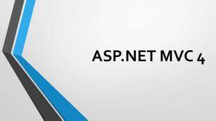 دوره آموزش asp.net mvc4