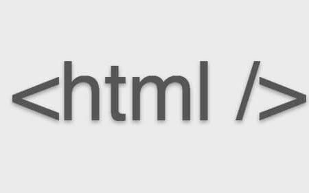 دوره آموزش html