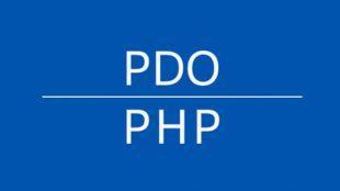 آموزش pdo در php