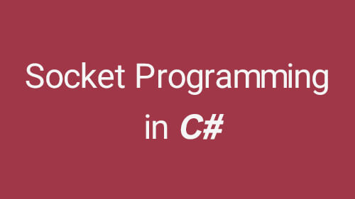 Learn socket programming in c