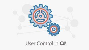 دوره ساخت user control در c#