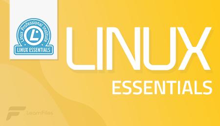 آموزش لینوکس essentials