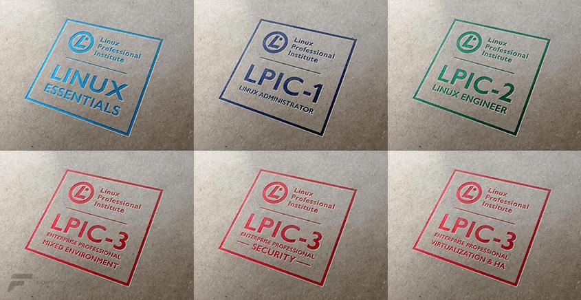 مدارک مختلف LPI