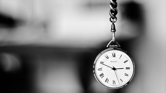 زمان کافی برای برنامه ریزی