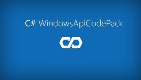 آموزش کار با WindowsApiCodePack